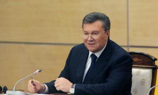 Янукович останется под санкциями Еврокомиссии еще на год