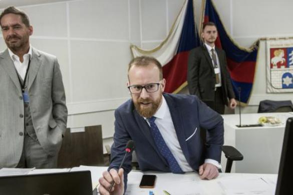 Крик чешского чиновника: Европа, накажи Россию - она на нас обиделась!
