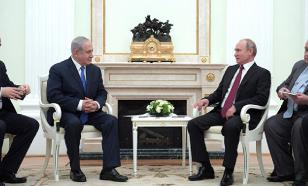 Путин поздравил Нетаньяху с переизбранием
