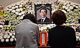 Жители Сеула против пятидневных похорон бывшего мэра
