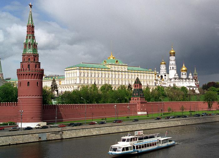 С Днём города москвичей поздравил Сергей Собянин