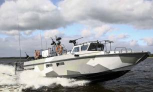 Новые катера Росгвардии заступили на дежурство в Керчи