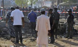 Крупный теракт произошел в Нигерии