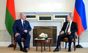 """Лукашенко рассказал Путину про """"карабканье"""" в экономике"""