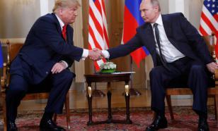 В США рассказали, как Путин специально кашлял на Трампа