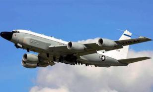 На Балтике российский Су-24 перехватил самолет-разведчик ВВС США
