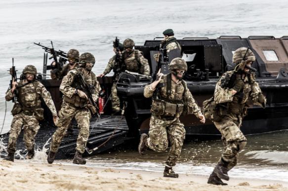 Масштабные учения НАТО начнутся в Эстонии 29 апреля