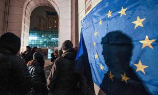 Опрос: европейцы предполагают распад Евросоюза в следующие 20 лет