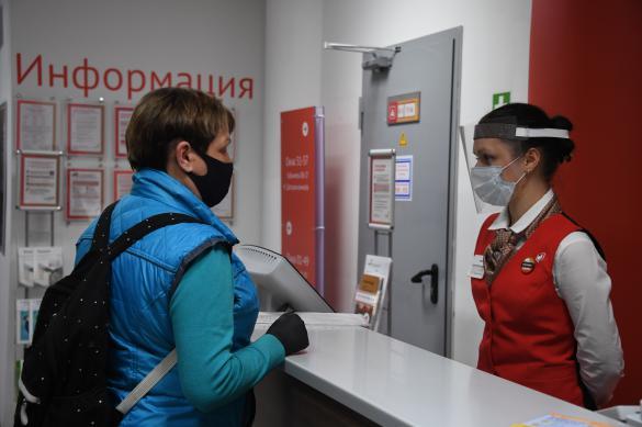 Больше 2,2 тысячи человек в Москве заболели коронавирусом за сутки