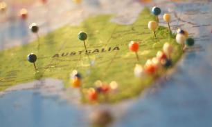 Откуда есть пошла земля австралийская