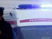 В Москве автобус снес остановку, погиб ребенок
