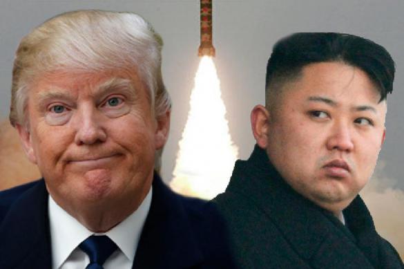 """Зачем Трамп трясет ракетами перед носом """"сдавшегося"""" Кима"""