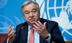 Генсек ООН призвал сохранить мир в Персидском заливе