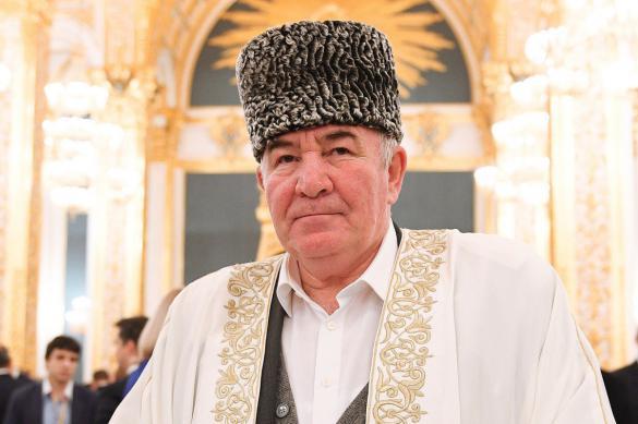 У муфтия Карачаево-Черкесии Исмаила Бердиева обнаружили коронавирус