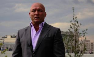 В Домодедове задержали мастера спорта по борьбе Григория Карамалака