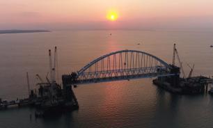 Арка Керченского моста будет установлена осенью 2017 года