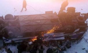 В Забайкалье закончилась спасательная операция. 19 пассажиров погибли