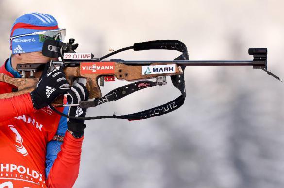 Женская сборная России по биатлону выиграла зачёт наций Кубка IBU