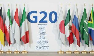 Китай и США сорвали видеоконференцию G20