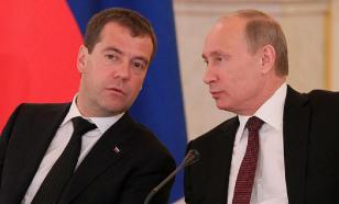 Россиян отвлекли футболом: рейтинги Путина и Медведева взлетели