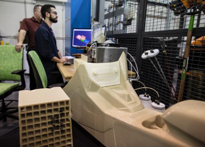 Как напечатать автомобиль на 3D-принтере
