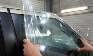Бронирование автомобильных стекол