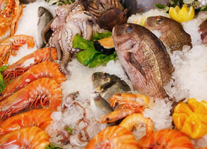 Учёные обнаружили в морепродуктах частицы микропластика