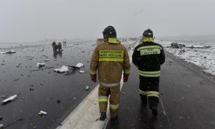 Трагедия в Ростове: Летать надо на российских самолетах - летчик