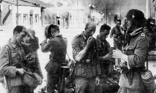 Военный ход вермахта: тактика выжженной земли