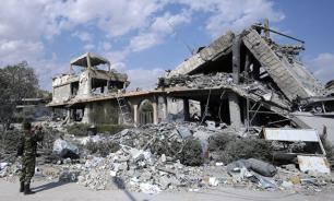 Одни руины: три цели удара по Сирии