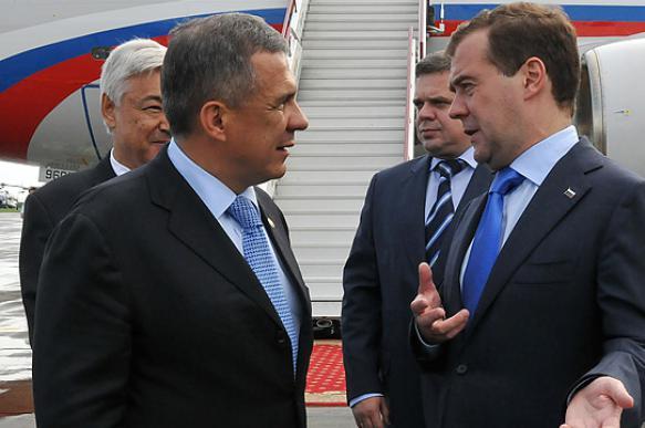Татарстан добивается от Москвы расширения суверенитета