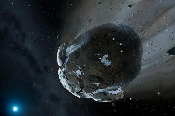Ученые назвали последствия удара астероида Апофис по Москве