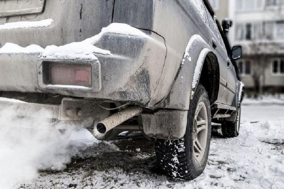 """Опубликованы рекомендации, как не дать машине """"замерзнуть"""""""