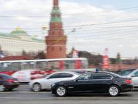 В Москве отлавливают автомобили с нелегальными мигалками.