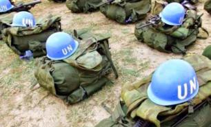 Голубые каски как красная тряпка: Россию дразнят миротворцами