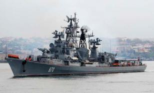 """В Минобороны рассказали о самом """"заслуженном"""" корабле российского флота"""