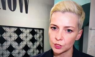 Марию Колесникову заключили под стражу