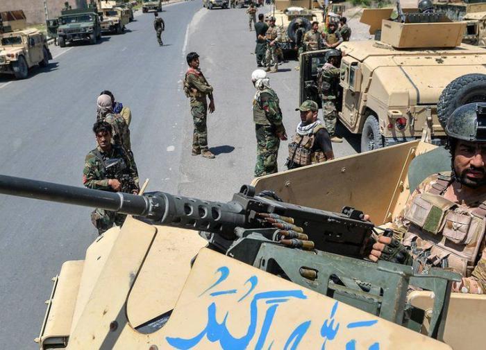 Талибы* в Афганистане взялись за крупные города: идёт бой за Лашкар-Гах