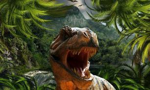 Названа причина распространения динозавров на Земле