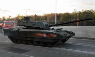 """Танк Т-14 """"Армата"""" заставил немцев """"схватиться за голову"""""""