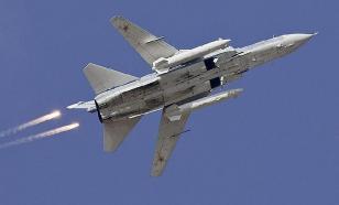 Сирийские СМИ: боевики пытались сбить российский Су-24 в Идлибе