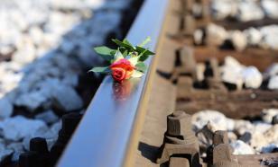 В Уфе погибли мужчина с двухлетним сыном, попавшие под поезд
