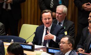 """Дэвид Кэмерон: действия России в Сирии — это """"ужасная ошибка"""" для всего мира"""