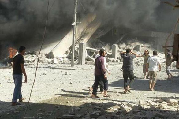 Бойцы ЧВК Вагнера помогли освободить населенные пункты на северо-востоке Хамы