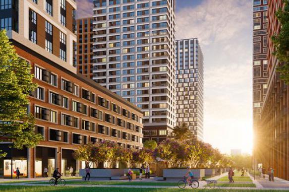 Доля столичных новостроек с квартирами до 4 млн руб. увеличилась в 6 раз
