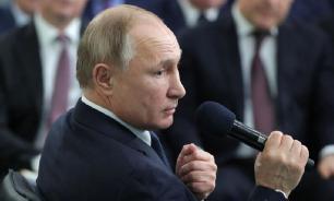 Путин заявил об увеличении военных пенсий в 2020 году