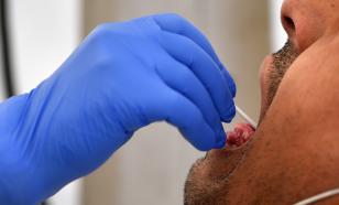 Число инфицированных в России выросло на 6,7 тысячи человек