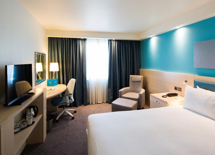 В 2020 году в Краснодаре откроется отель Hampton by Hilton
