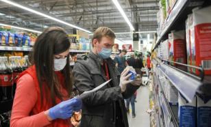Столичные магазины оштрафовали на 300 млн за нарушение масочного режима