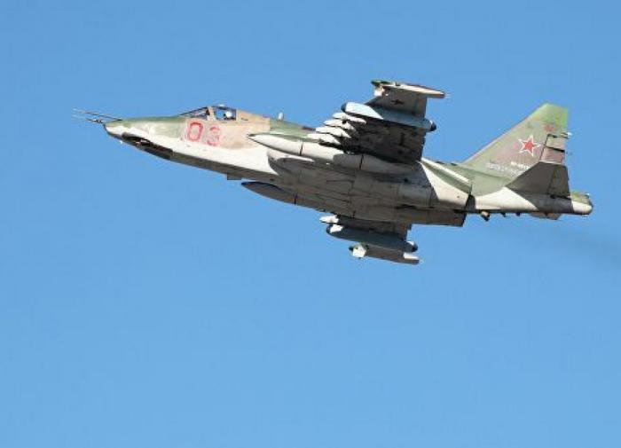 Азербайджан сообщил о сбитом Су-25 ВС Армении
